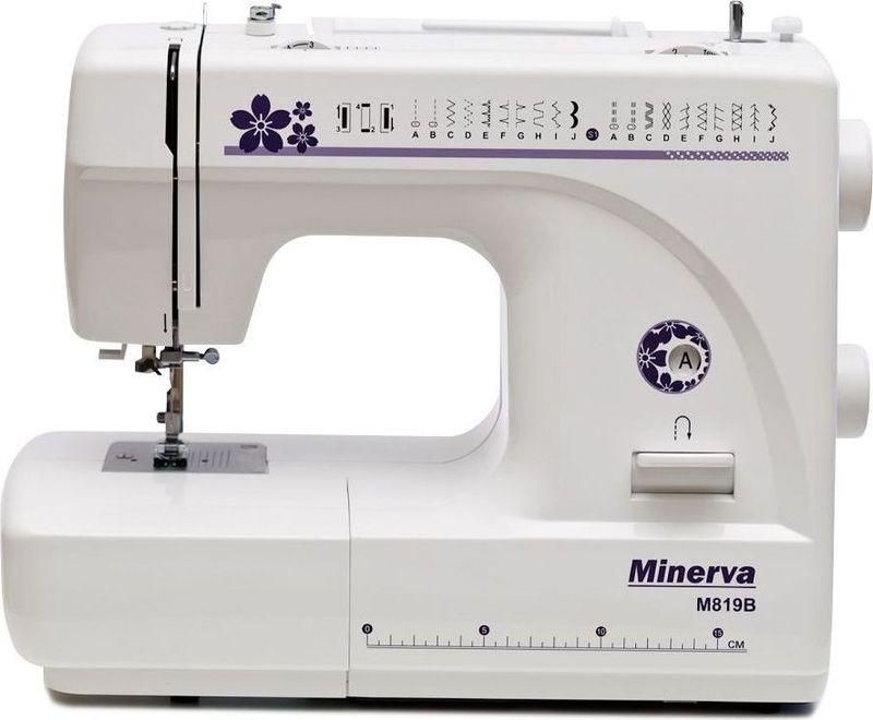 Minerva M819B швейная машина