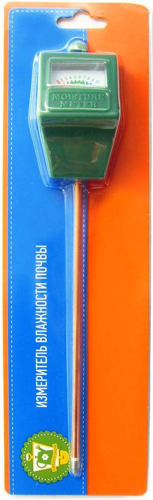 Измеритель влажности почвы Garden Show, 28,5 х 5 см индикатор влажности почвы 3шт пластик металл