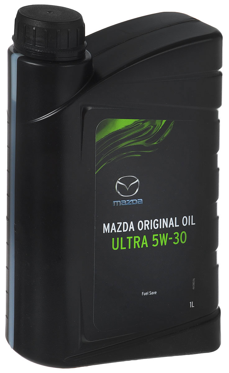 "Моторное масло MAZDA ""Original Oil Ultra"", синтетическое, класс вязкости 5W30, 1 л"