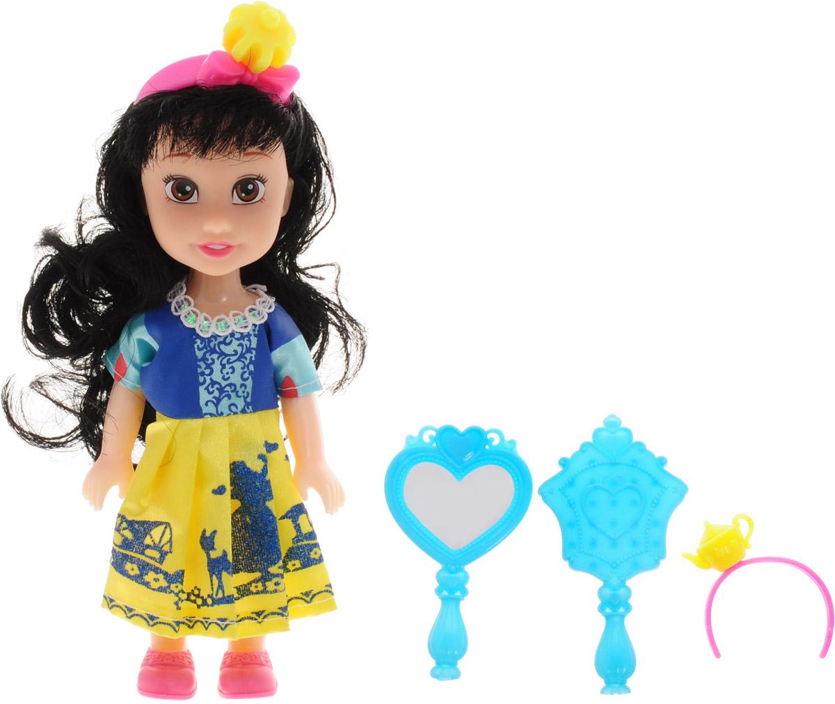 Город игр Мини-кукла Белла с аксессуарами
