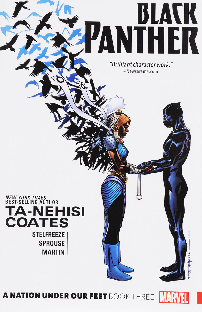 Black Panther: A Nation Under Our Feet: Book 3