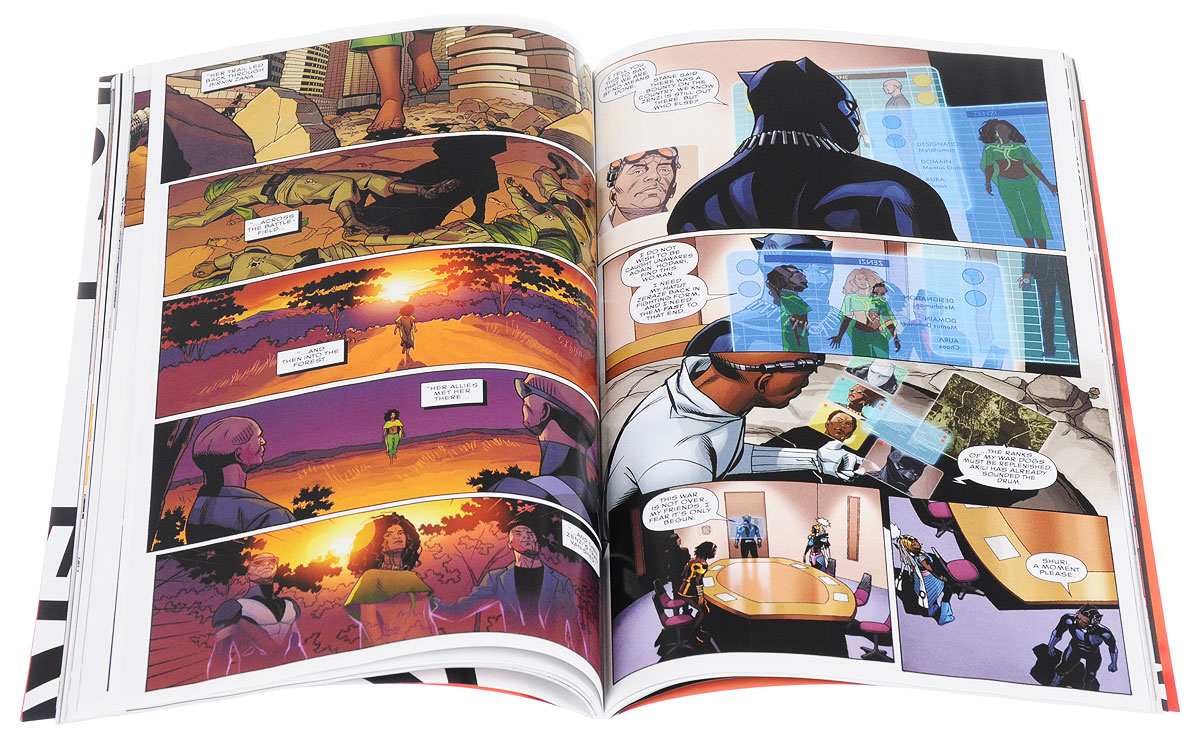 Black Panther: A Nation Under Our Feet: Book 3 Marvel