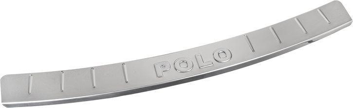 Накладка бампера декоративная DolleX, для VW Polo (2009-2014) липкая лента bondage tape