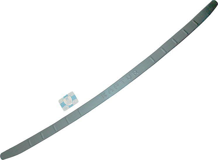 Накладка бампера декоративная DolleX, для RENAULT Kaptur, надпись KAPTUR липкая лента bondage tape