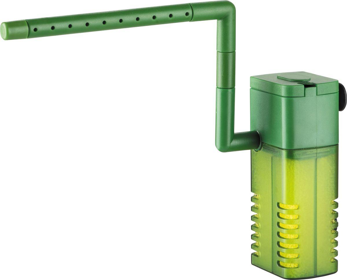 Фильтр для аквариума Barbus WP-300F, внутренний, с аэратором и флейтой, 150 л/ч, 2 Вт фильтр для аквариума barbus wp 310f внутренний с регулятором и флейтой 200 л ч