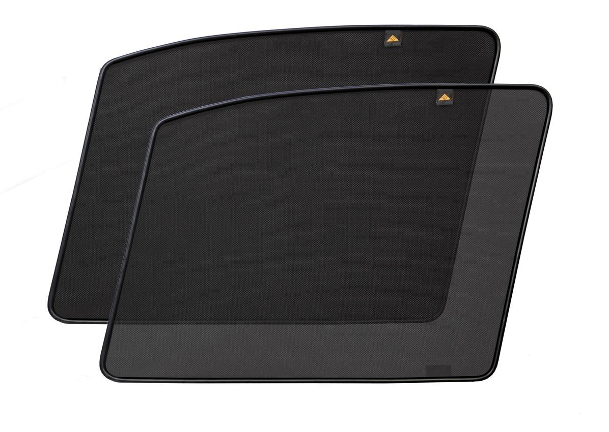 Набор автомобильных экранов Trokot, для Chevrolet NIVA (2002-наст.время), на передние двери, укороченные набор автомобильных экранов trokot для hyundai solaris 1 2010 наст время на заднее ветровое стекло tr0161 03