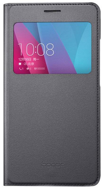 Huawei Smart Cover чехол для Honor 5X, Grey huawei honor a2 smart bracelet