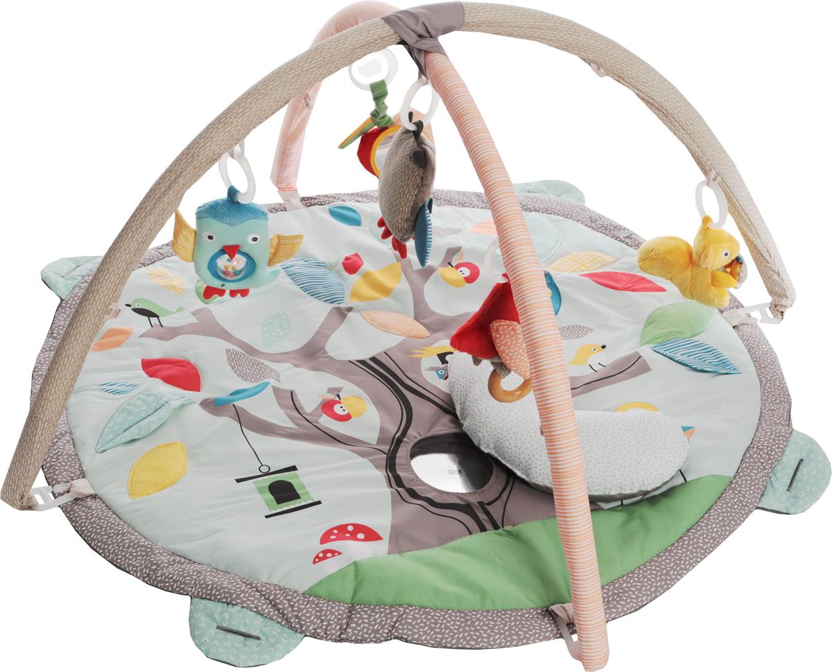цены на Skip Hop Развивающий коврик c дугами Дерево  в интернет-магазинах