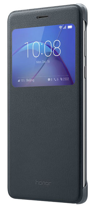 Huawei Smart Cover чехол для Honor 6X, Grey цена в Москве и Питере