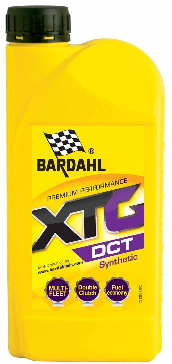 цена на Масло трансмиссионное Bardahl XTG DCT, синтетическое, 1 л