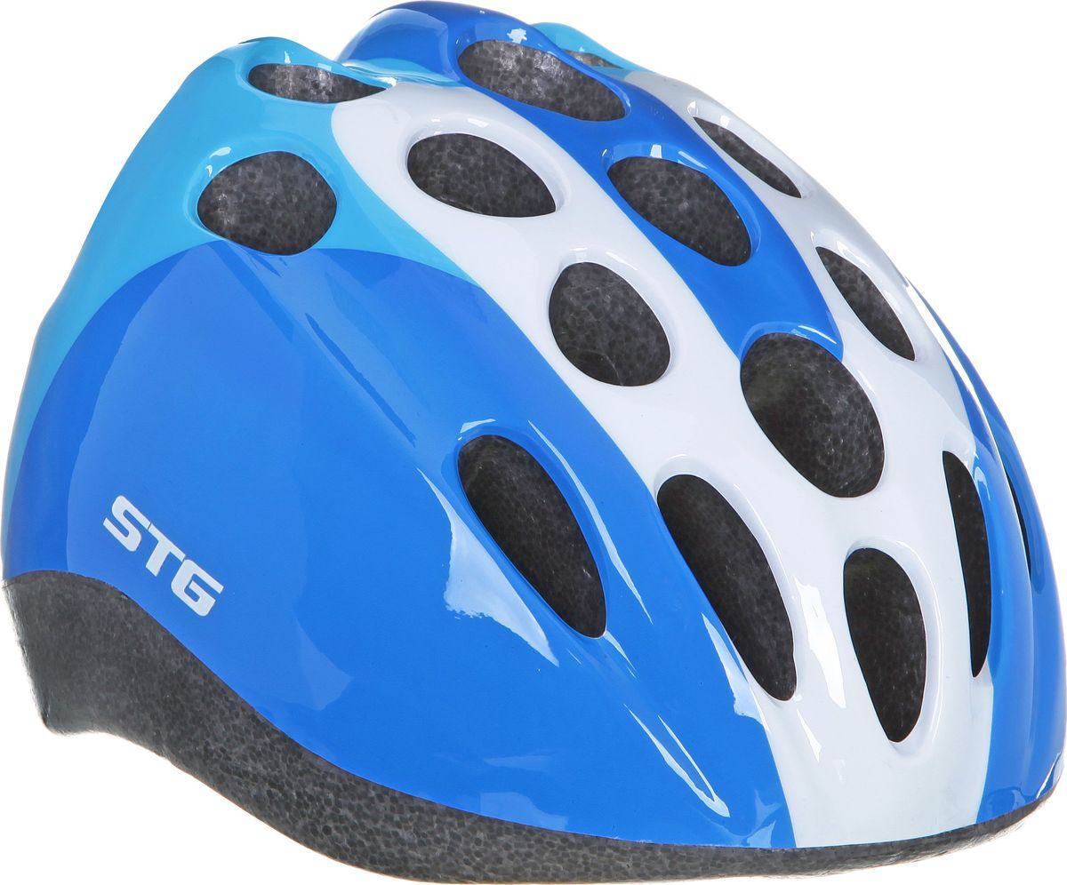 Шлем велосипедный STG HB5-3-C, детский. Размер M защита обуви для катания на беговеле puky красная