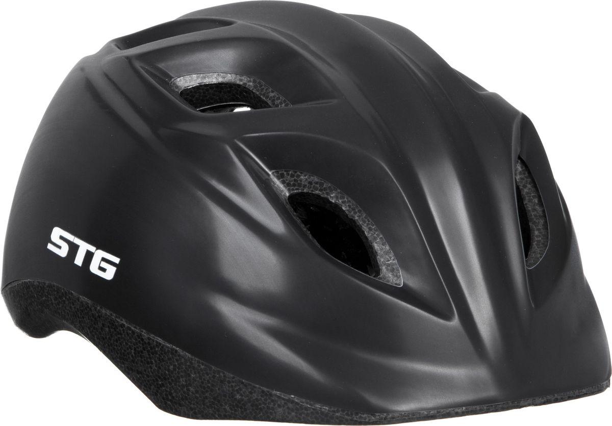 Шлем велосипедный STG HB8-4, детский. Размер S защита обуви для катания на беговеле puky красная