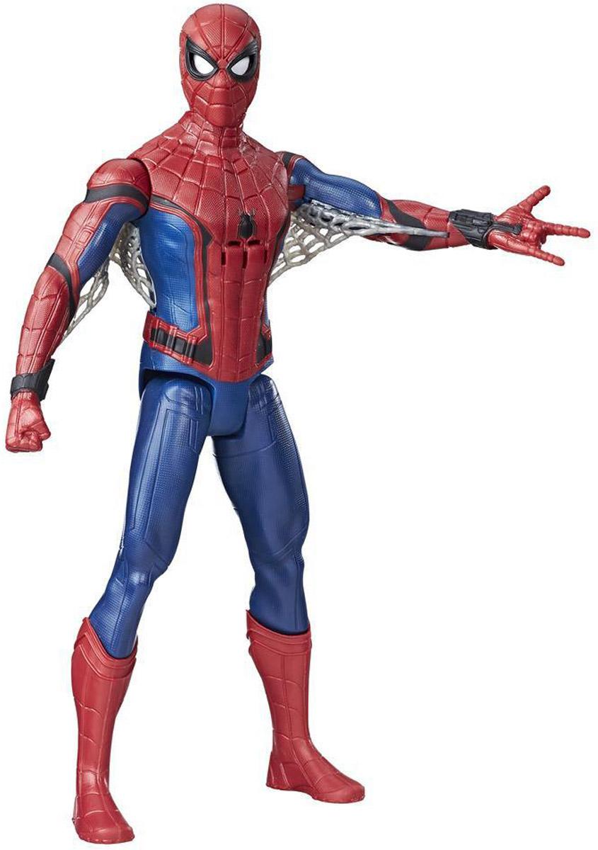 Spider-Man Фигурка функциональная Человек-Паук B9693 играем вместе лук великий человек паук со стрелами