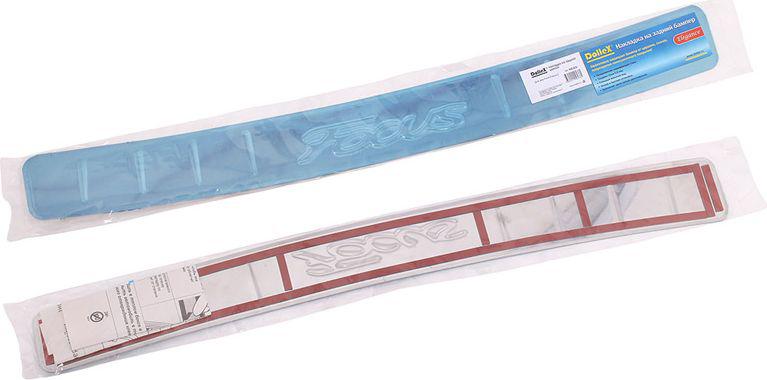 Накладка бампера декоративная DolleX, для FORD Focus 2 липкая лента bondage tape