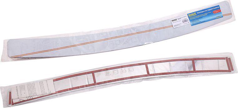 Накладка бампера декоративная DolleX, для FORD Fusion липкая лента bondage tape