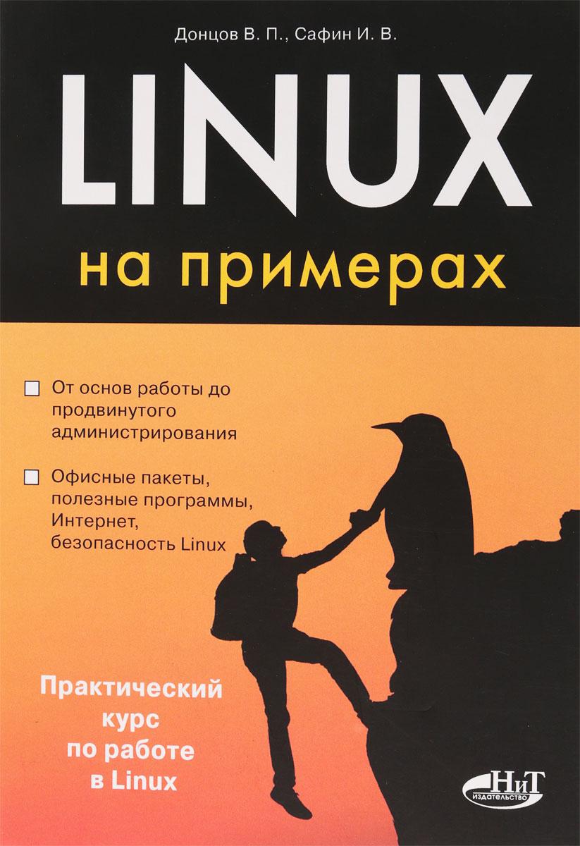 В. П. Донцов, И. В. Сафин Linux на примерах видеорегистратор linux