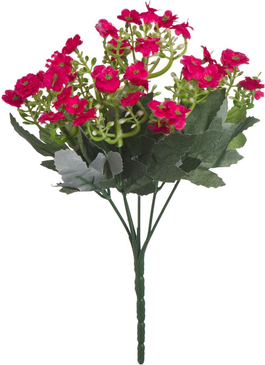 Цветы искусственные Engard Орхидея, цвет: розовый, высота 23 см цветы искусственные engard лесная фиалка цвет фиолетовый высота 15 см 10 шт