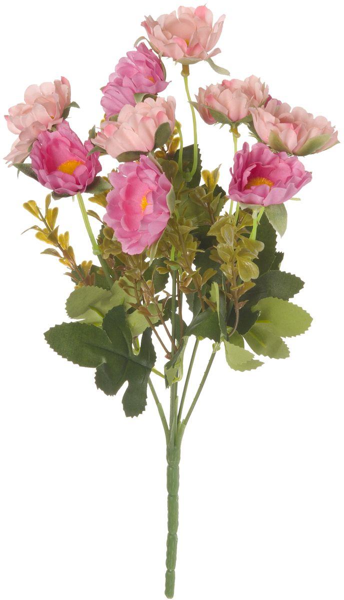 Цветы искусственные Engard Хризантема, цвет: пудровый, высота 30 см цветы искусственные engard хризантема цвет пудровый высота 30 см