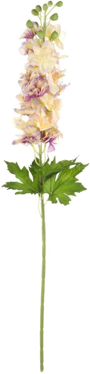 Цветы искусственные Engard Гиацинт, цвет: фиолетовый, 80 см цветы искусственные engard лесная фиалка цвет фиолетовый высота 15 см 10 шт