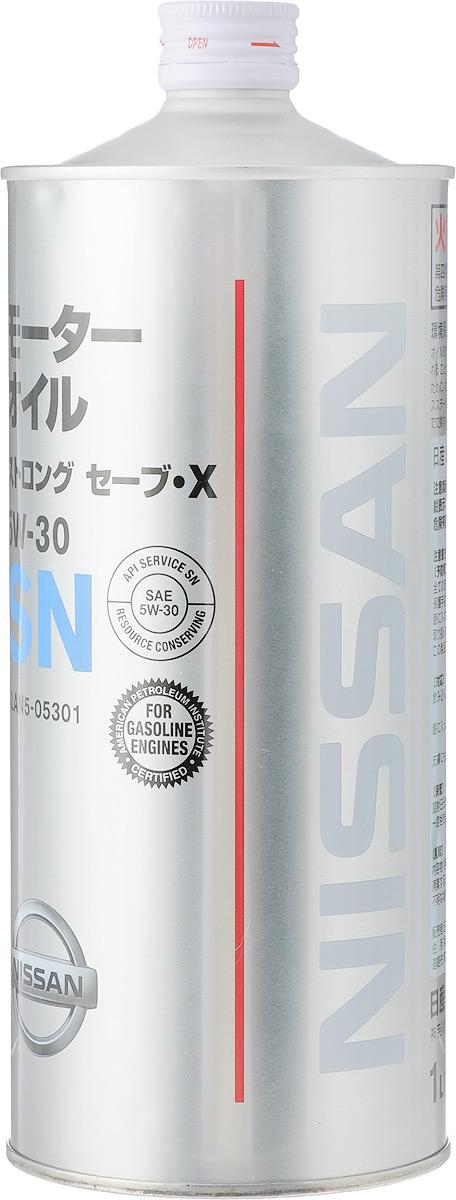 "Масло моторное Nissan ""Strong Save X"", класс вязкости 5W30, 1 л"