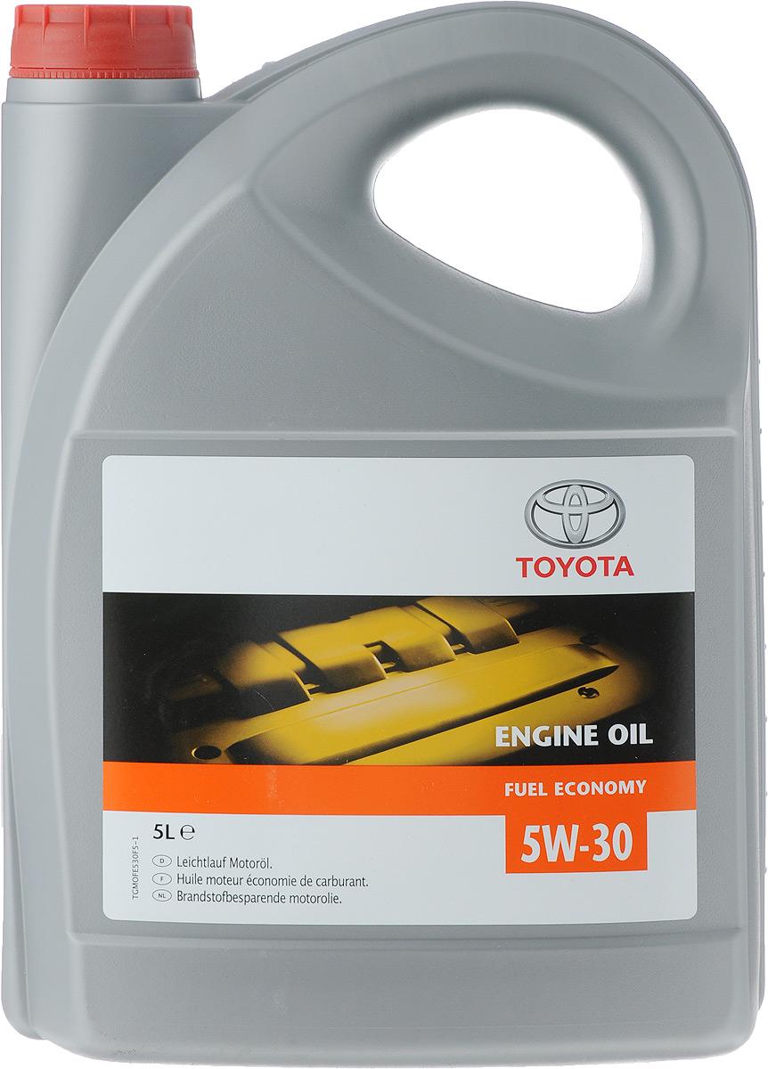 """Моторное масло """"Toyota"""", клас вязкости 5W-30, 5 л"""