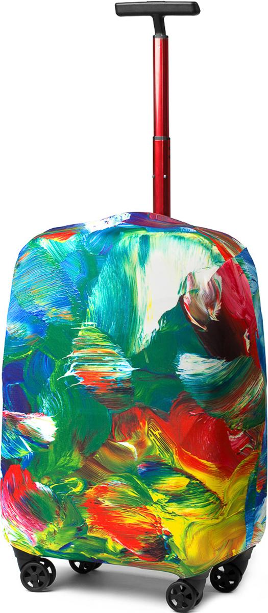 Чехол для чемодана RATEL Огонь. Размер L (высота чемодана: 75-85 см) цена