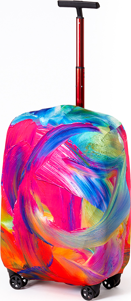 Чехол для чемодана RATEL Роза. Размер L (высота чемодана: 75-85 см) цена