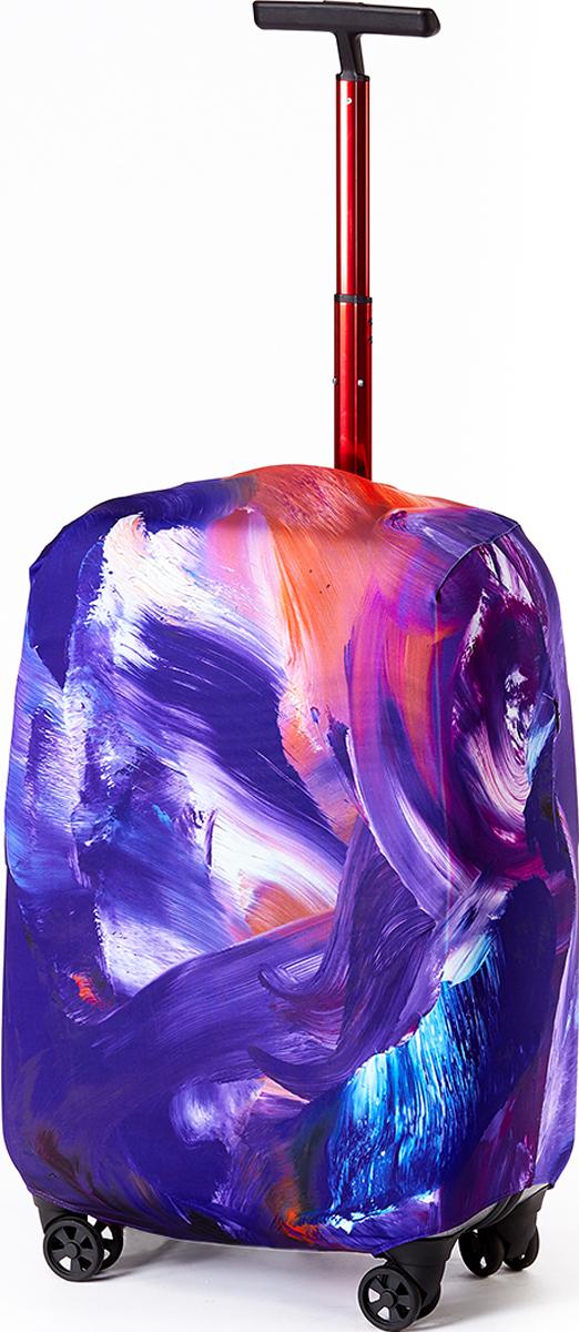 Чехол для чемодана RATEL Сирень. Работа L (высота чемодана: 75-85 см) цена