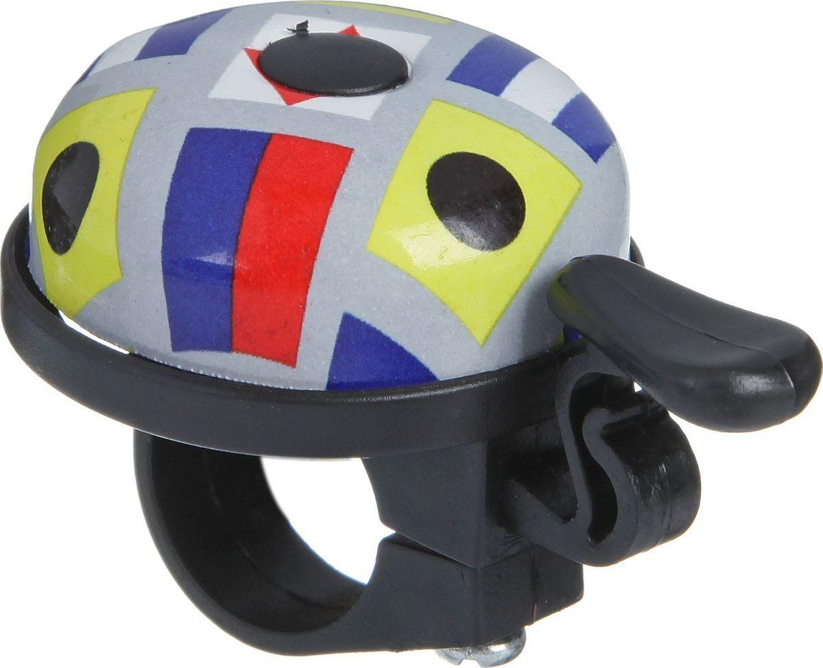 звонок для самокатов и велосипедов 11а 01 210093 красный Звонок велосипедный STG, ударный