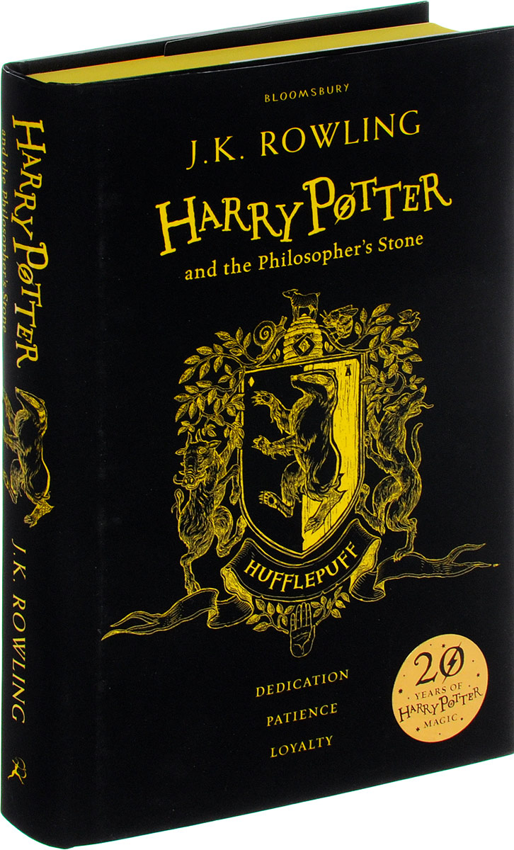 Harry Potter and the Philosopher's Stone: Hufflepuff Edition