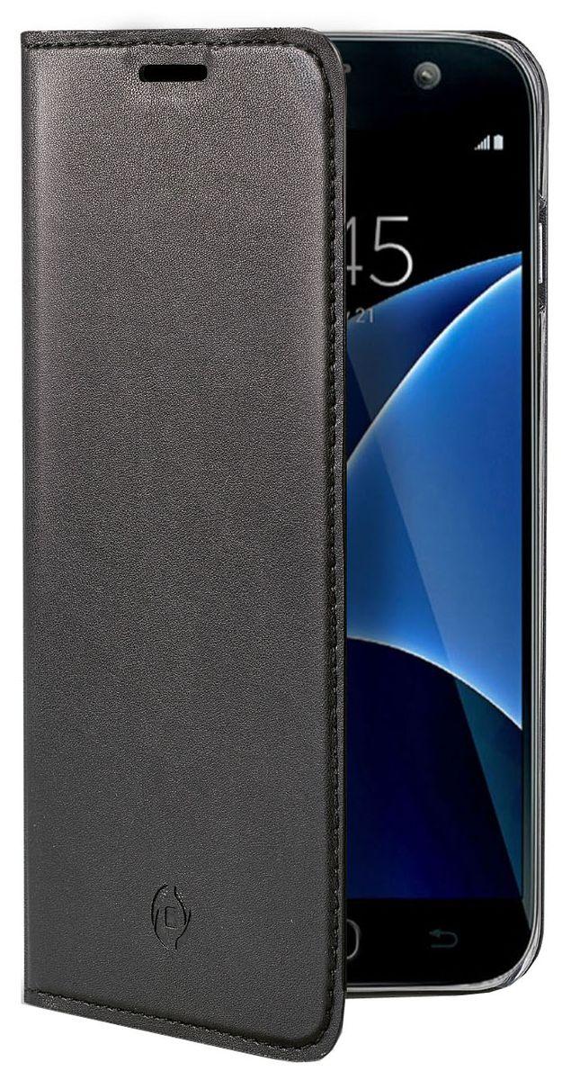 Celly Air Case чехол для Samsung Galaxy J3 (2017), Black аксессуар чехол samsung galaxy a8 celly air case black air705bkcp