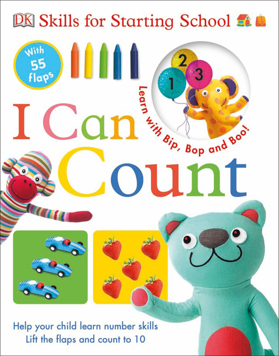 I Can Count k day day s page 1 page 3