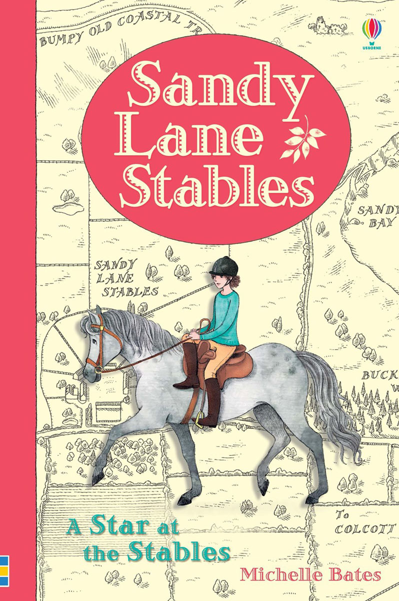 Sandy Lane Stables: A Star at the Stables (Young Reading Series 4)