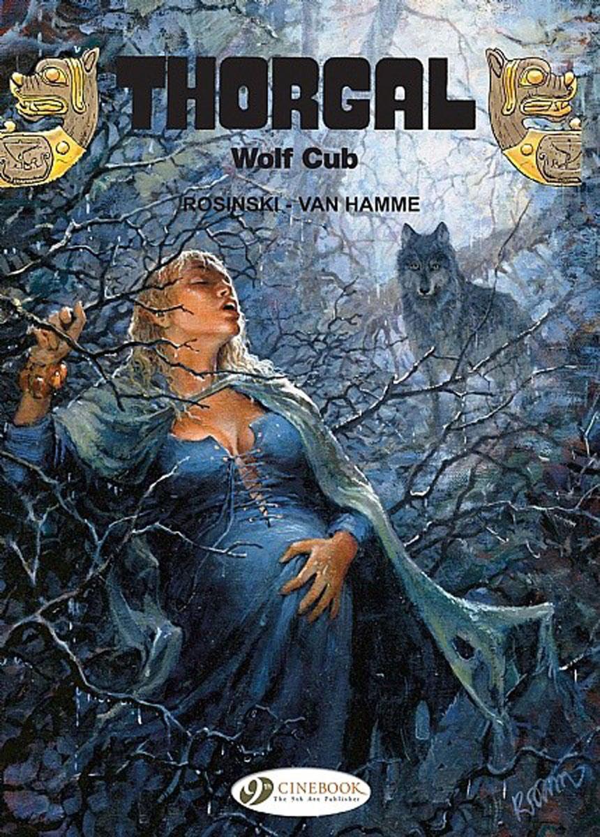 Thorgal: Volume 8: Wolf Cub