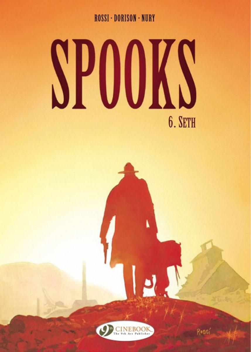 Spooks: Seth: Volume 6 Cinebook