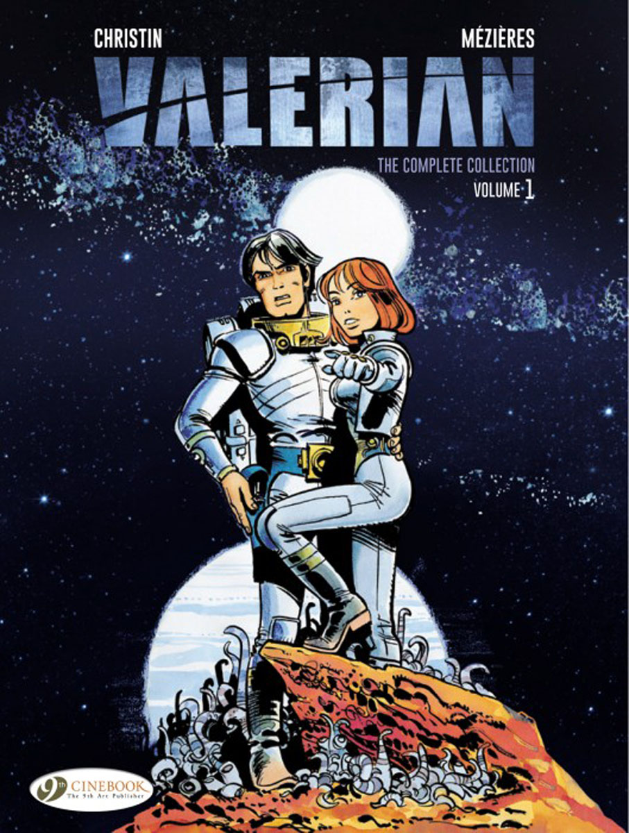 Valerian: The Complete Collection: Volume 1