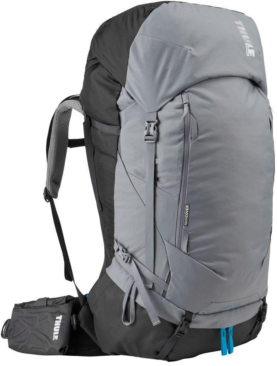Рюкзак туристический женский Thule Guidepost, цвет: серый, 65 л