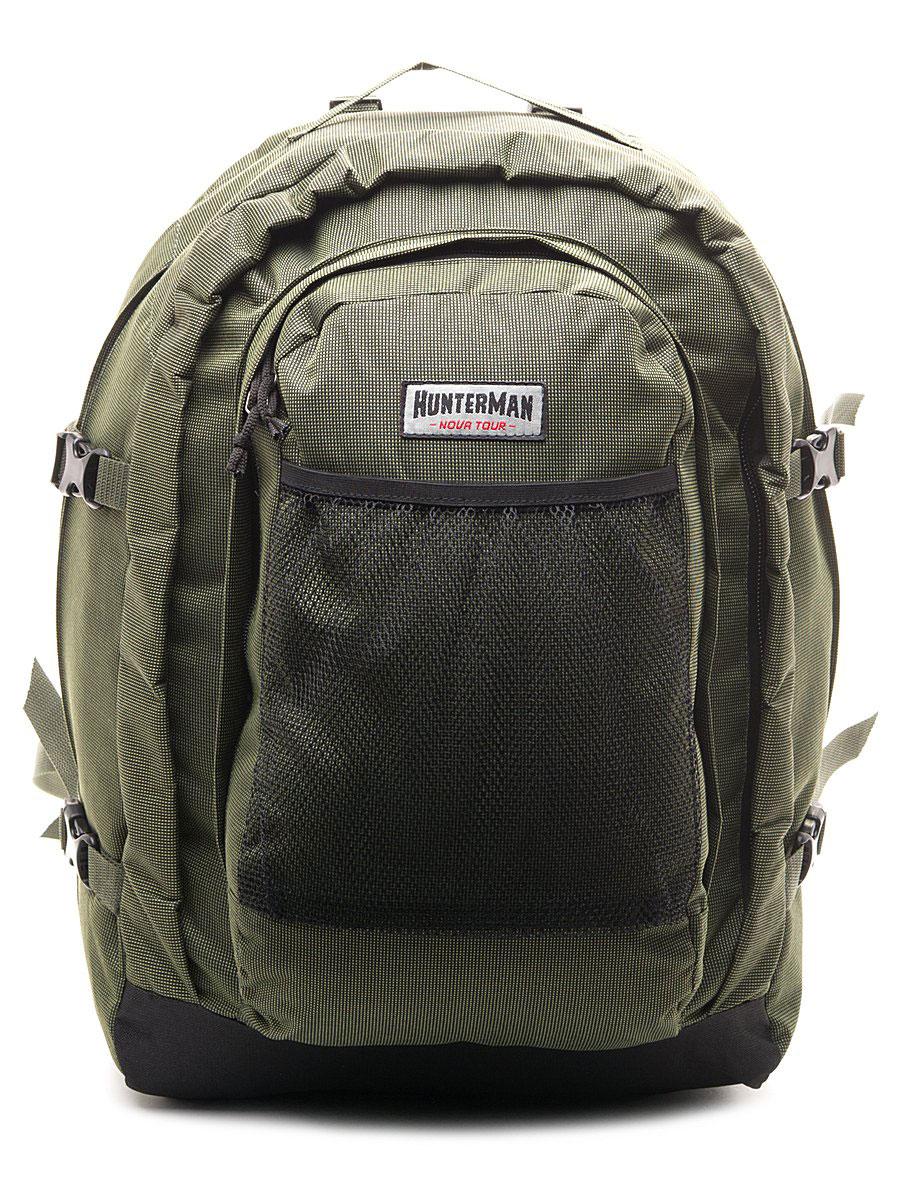Рюкзак для охоты HunterMan Nova Tour Бекас 55 V3, цвет: хаки, 55 л