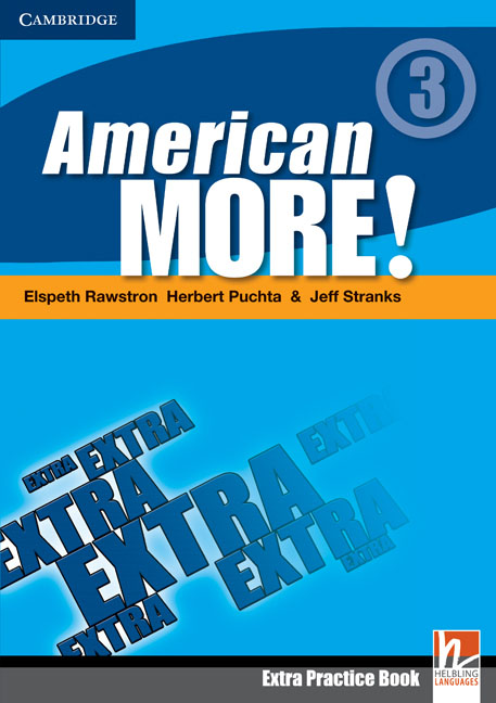 American More! Level 3: Extra Practice Book colour and culture practice and meaning from antiquity to abstraction