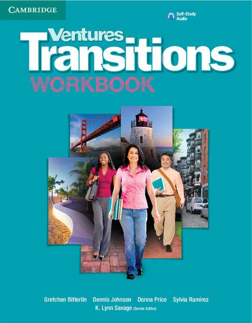 Ventures Transitions: Level 5: Workbook ventures level 2 workbook