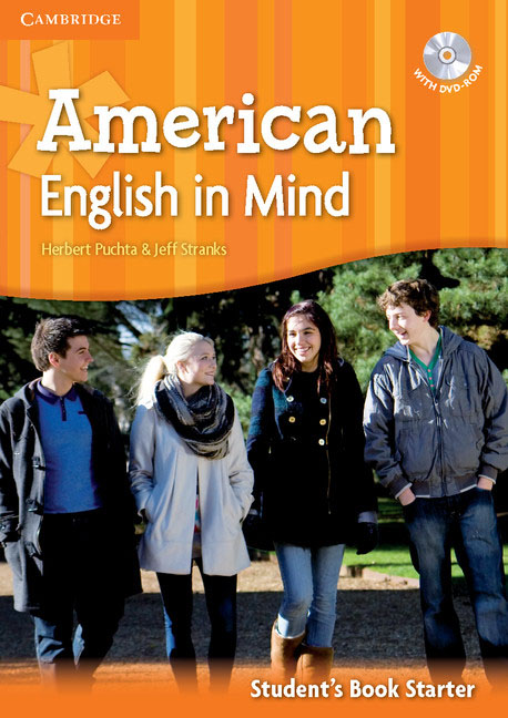American English in Mind Starter Student's Book (with DVD-ROM) american english in mind level 3 workbook