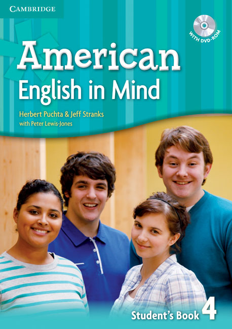 American English in Mind Level 4: Student's Book (+ DVD-ROM) english in mind workbook 3 cd rom