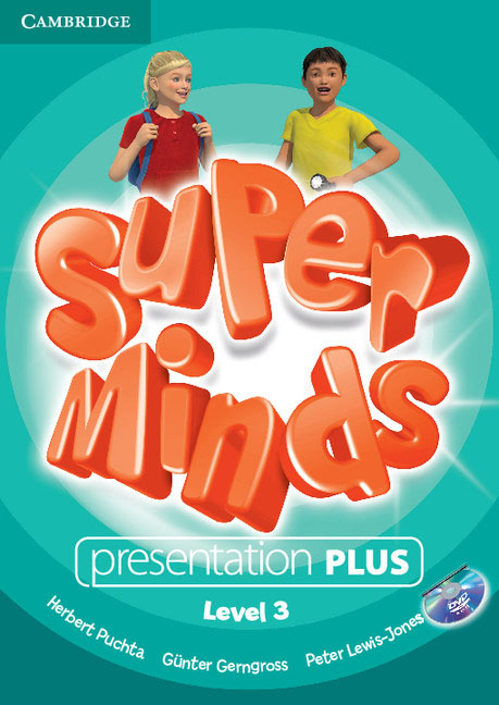 Super Minds: Level 3: Presentation (+ DVD-ROM) today level 3 teacher s book dvd rom