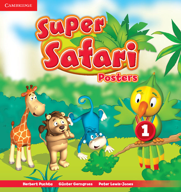 Super Safari: Level 1: Posters these are the avengers level 1