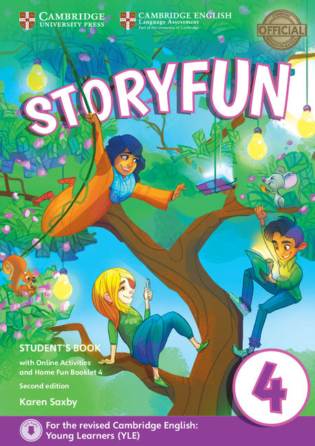 Storyfun for Movers: Level 4: Student's Book with Online Activities and Home Fun Booklet james litherland prohibited activities watchbearers book 4