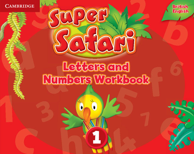 Super Safari: Level 1: Letters and Numbers Workbook ghosh abhik letters to a young chemist