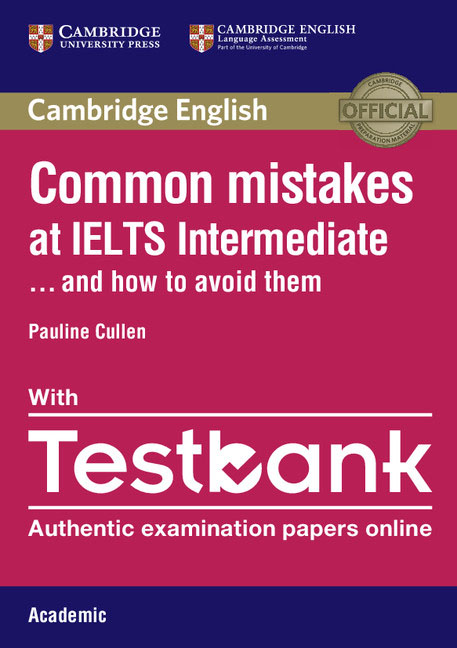 Common Mistakes at IELTS Intermediate Paperback with IELTS Academic Testbank: And How to Avoid Them hsieh arthur emt exam for dummies with online practice