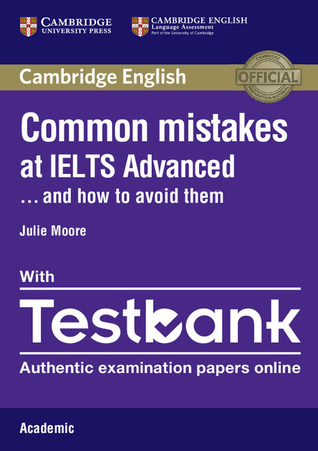 Common Mistakes at IELTS Advanced Paperback with IELTS Academic Testbank: And How to Avoid Them hsieh arthur emt exam for dummies with online practice