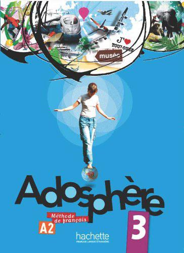 Adosphere 3 Livre de l'eleve + CD sil9185ctu page 8