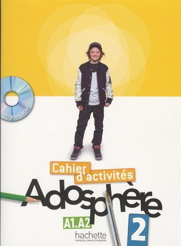 Adosphere 2: Cahier d'activites (+ CD-ROM) все цены